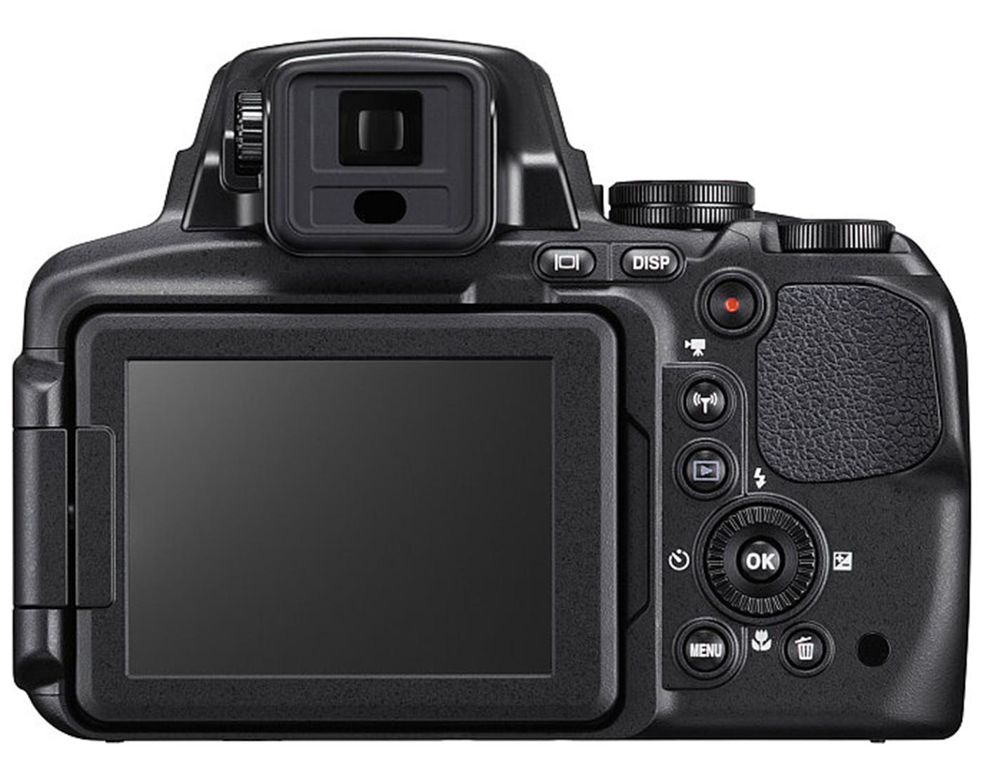 Nikon COOLPIX P900 Back Cameraplex