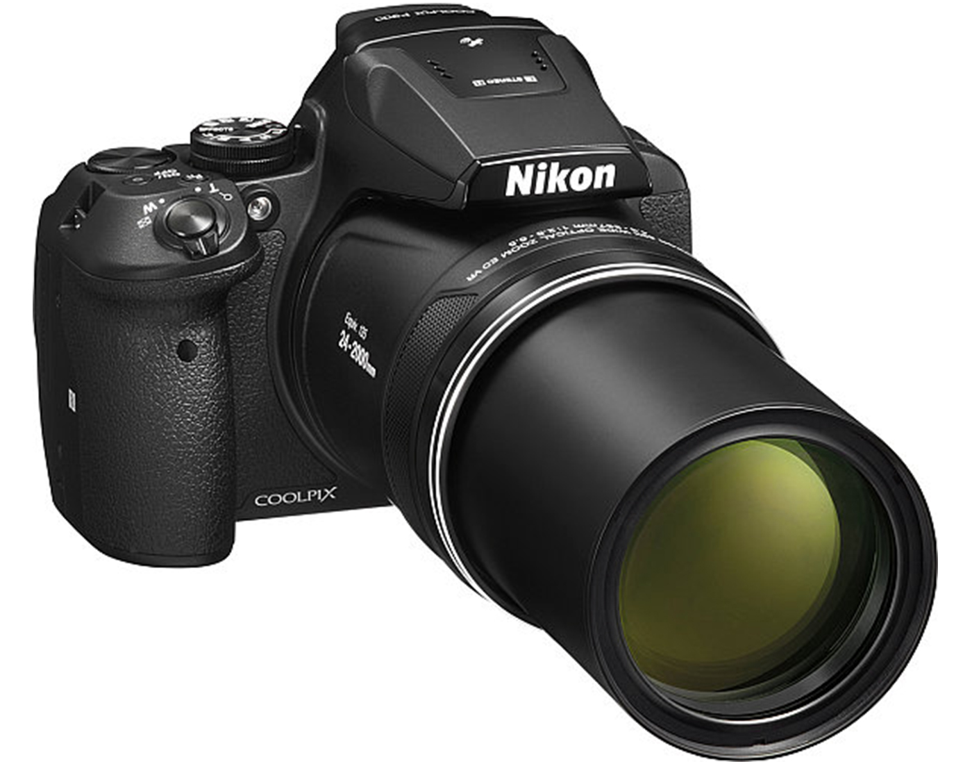 Nikon COOLPIX P900 Zoomed Cameraplex