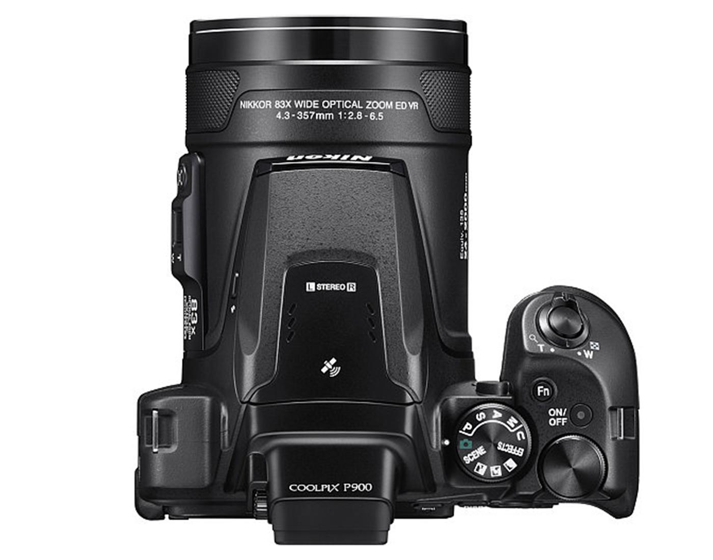 Nikon Coolpix P900 Top Cameraplex