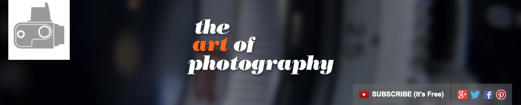 List of Most Popular Photography YouTube Channels art of photography