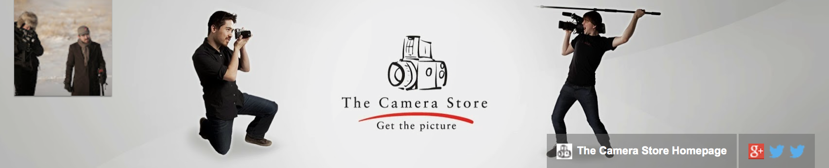 List of Most Popular Photography YouTube Channels camera store tv