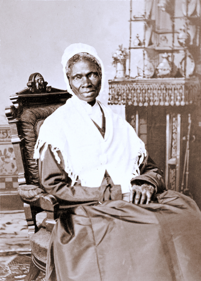 amazing portraits, Sojourner Truth Cameraplex