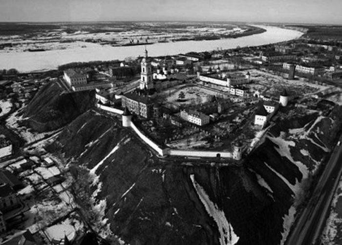 Tobolsk Kremlin Cameraplex