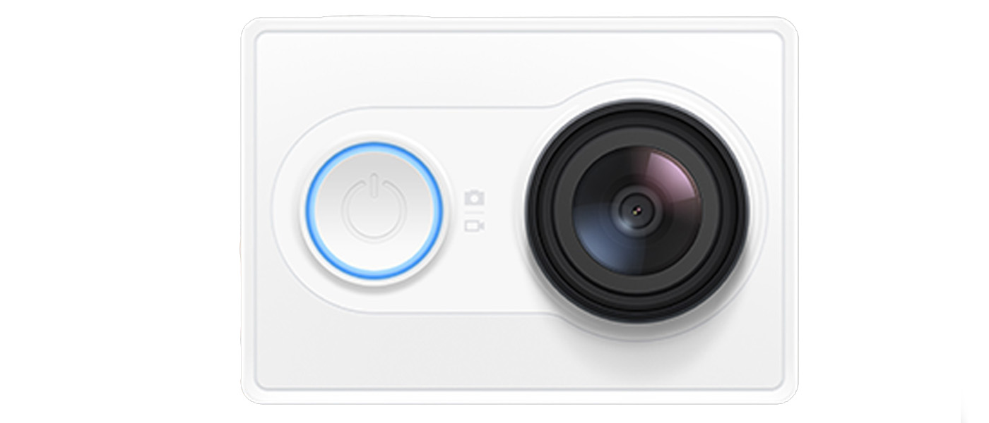 Xiaomi Yi Action Camera Front Cameraplex