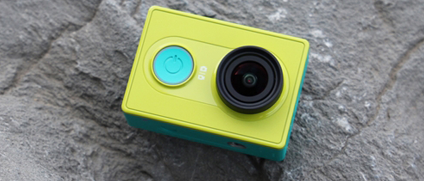 Xiaomi Yi Action Camera live Cameraplex