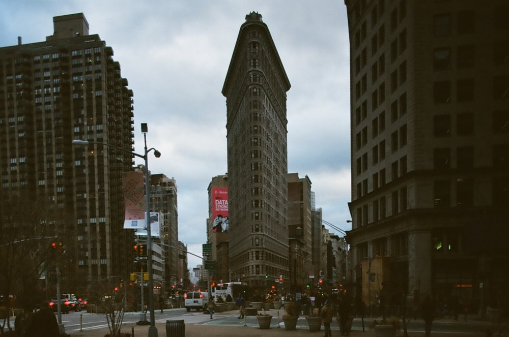 Going Analog, Full 35mm Photography Kit, flatiron district