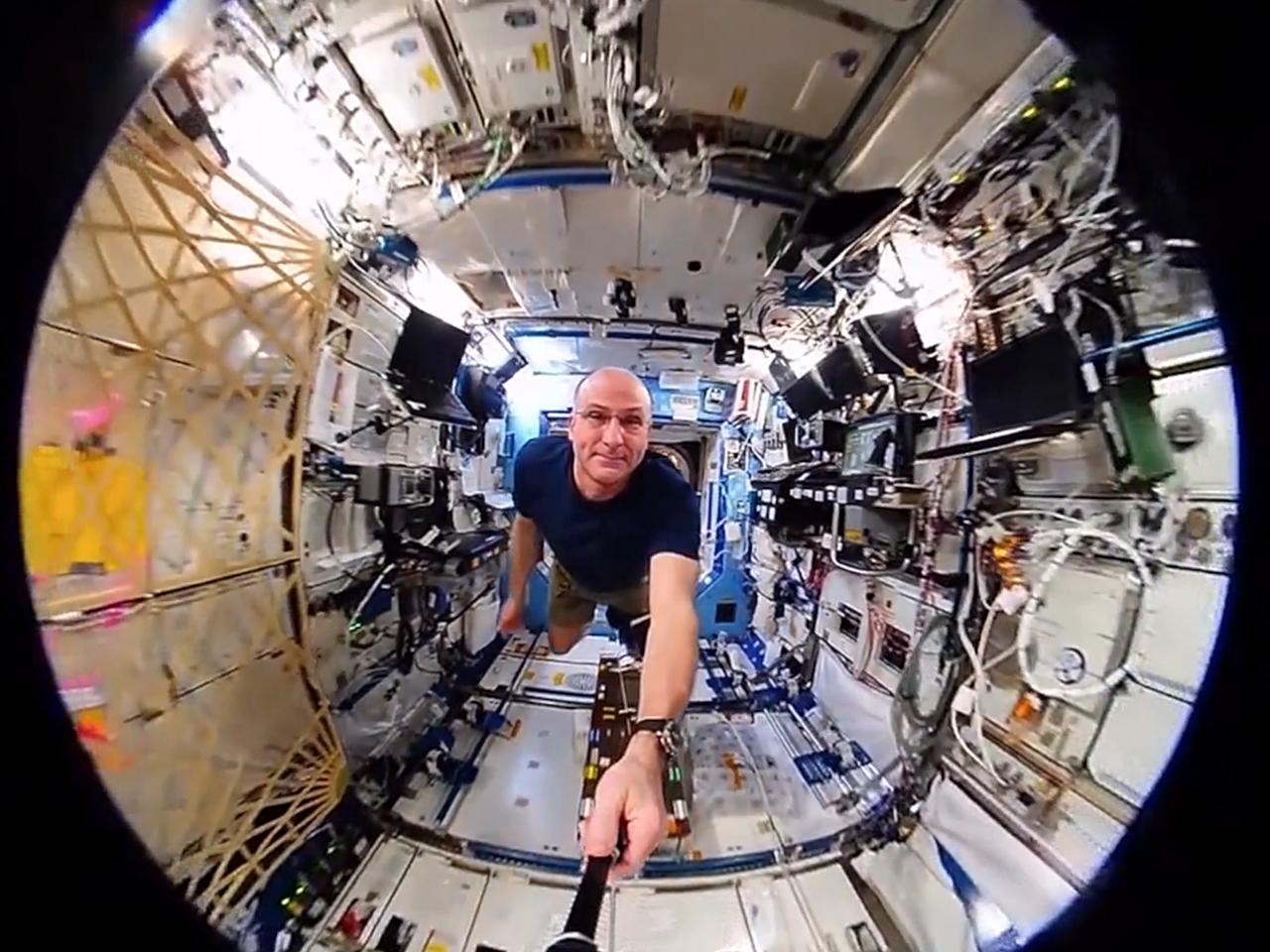 Astronaut Photography Cameraplex Banner