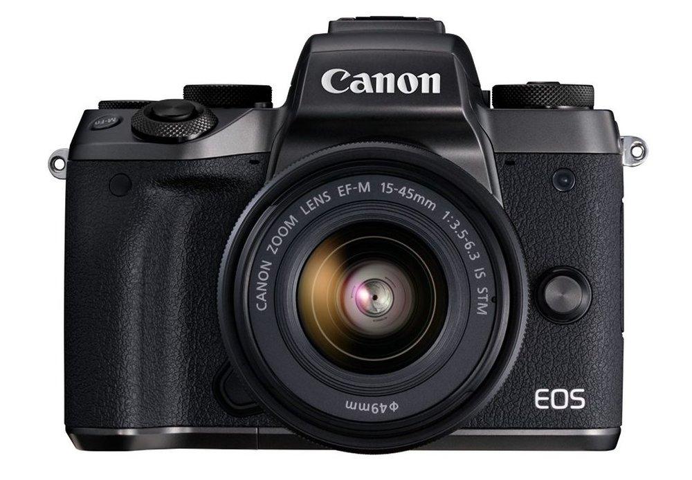 Canon EOS M5 | $1,099