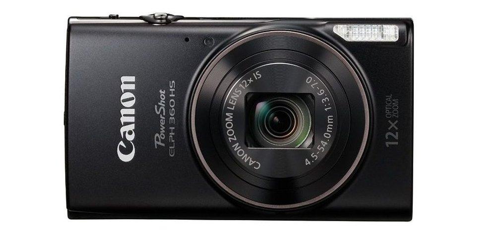 Canon Powershot Elph 360HS | $209.00