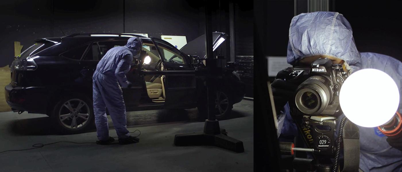 Forensic Photographer, Banner Cameraplex