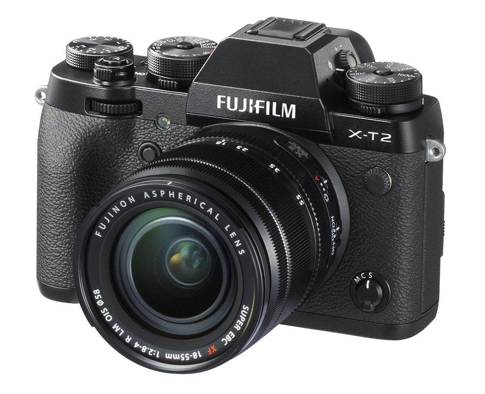 Fujifilm X-T2 | $1,599 - $1,899.95