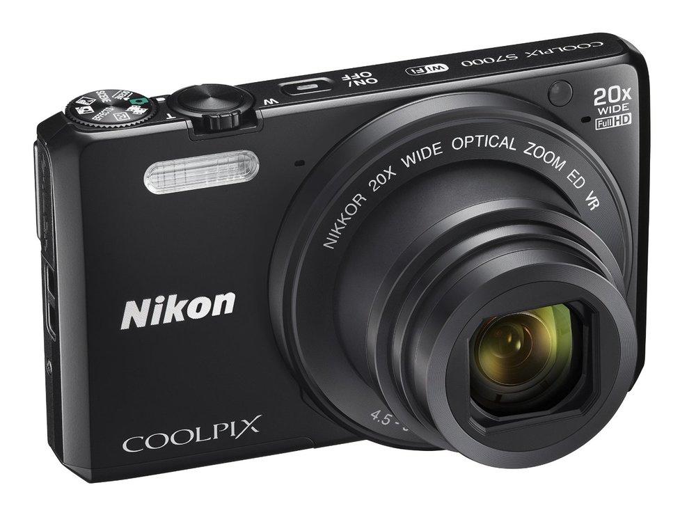 Nikon Coolpix S7000 | $229