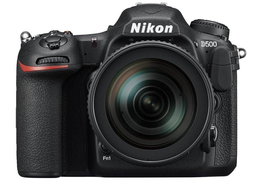 Nikon D500 Mid Sized DSLR Camera Cameraplex