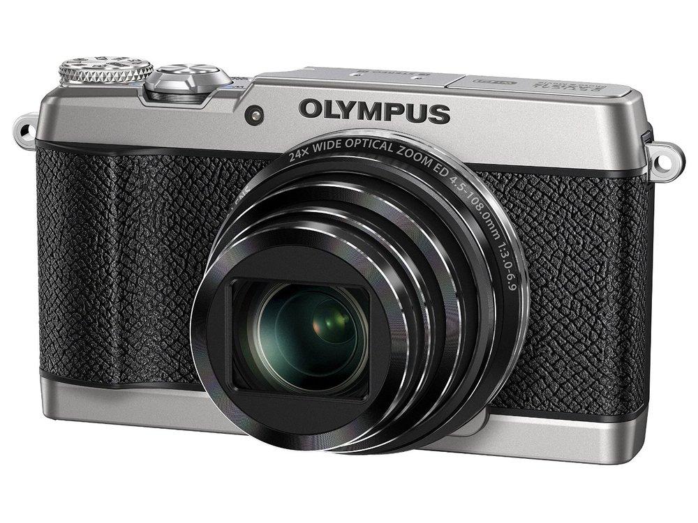 Olympus STYLUS SH-3 Silver | $309.99