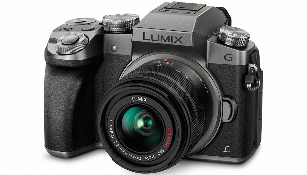 Panasonic 4K Mirrorless, Panasonic G74K Lens