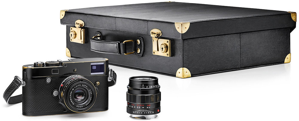 enny Kravitz x Leica MP Type 240 Luxury Camera Cameraplex