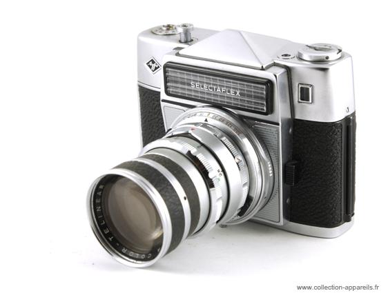 Agfa Selectaflex Cameraplex, strangest cameras