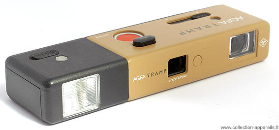 Agfa Tramp Cameraplex, strangest cameras
