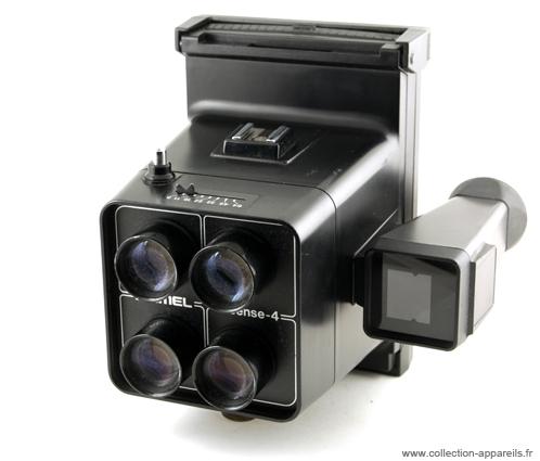 Asanuma Acmel License-4 Cameraplex, strangest cameras