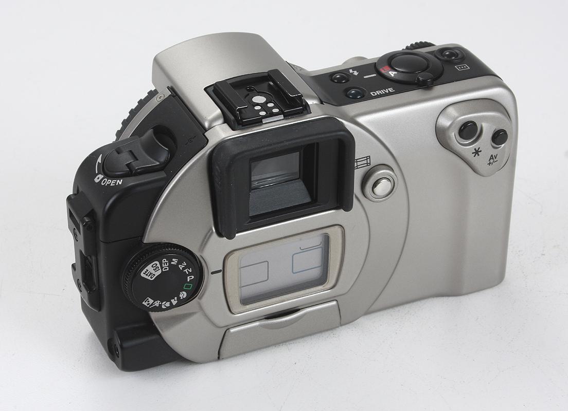 Canon EOS 1X Back Cameraplex