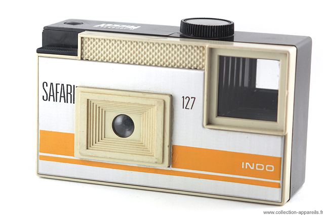 Fex Indo Safari 127 Le Journal de Mickey Cameraplex, strangest cameras