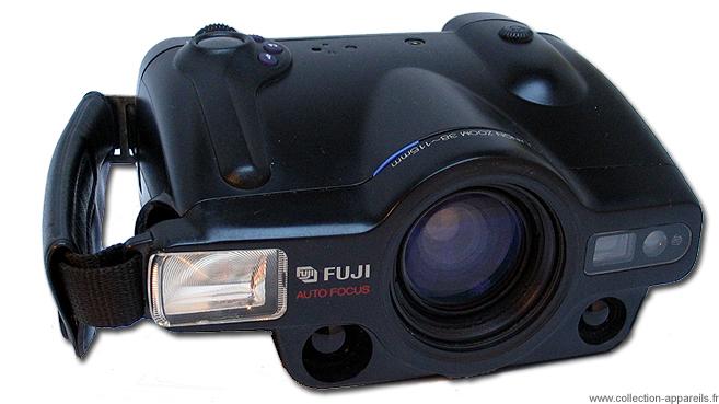 Fuji FZ-3000 Zoom Date Cameraplex, strangest cameras