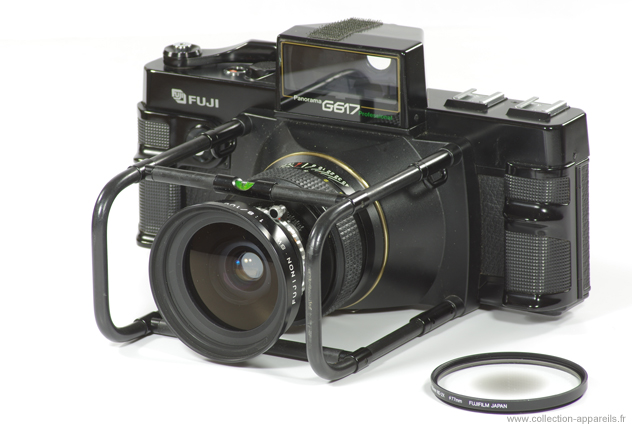Fuji G617 Professional Cameraplex, strangest cameras