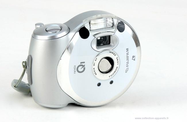 Fuji Nexia Q1 Cameraplex, strangest cameras