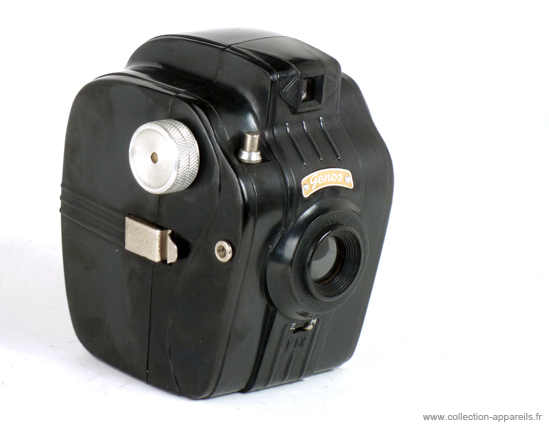 Genos Fix Cameraplex, strangest cameras