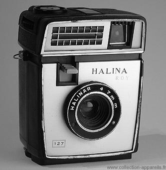 Haking Halina Roy Cameraplex, strangest cameras