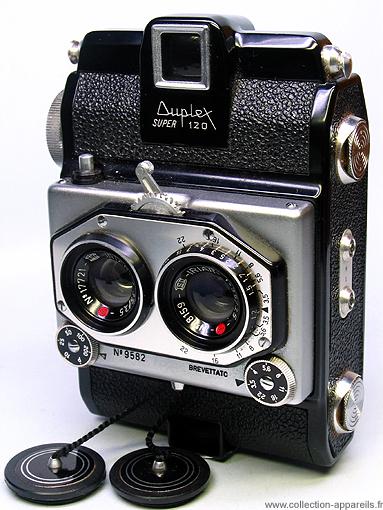 Iso Duplex Super 120 Cameraplex, strangest cameras