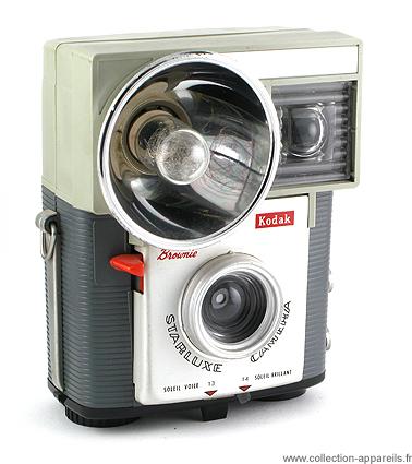 Kodak Brownie Starluxe Cameraplex, strangest cameras
