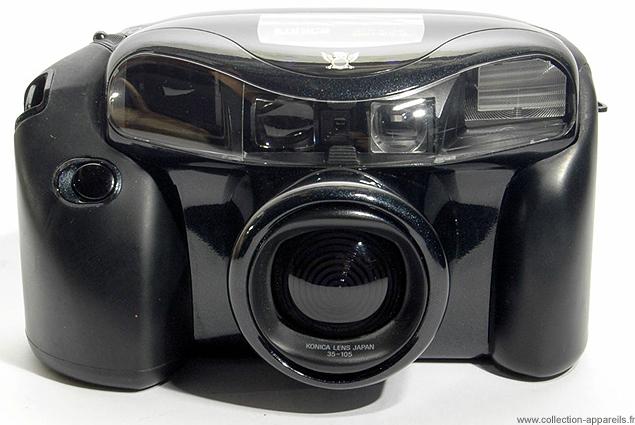 Konica Aiborg Cameraplex, strangest cameras
