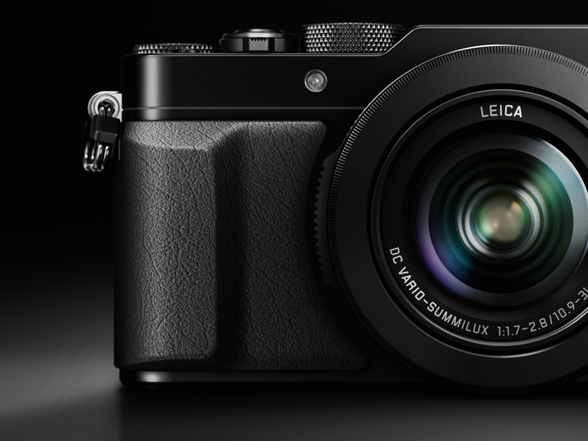 Panasonic Lumix DMG LX100 pocketable 4k camera 2 Cameraplex
