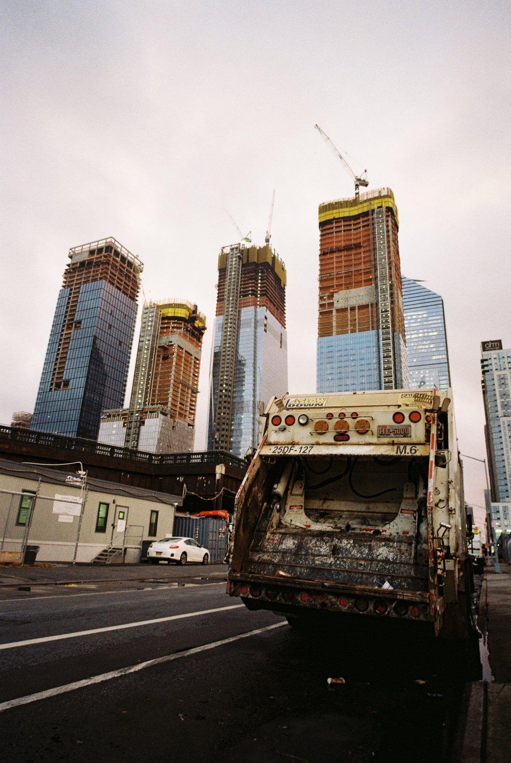 New York, New York, USA   Voigtländer Bessa R4M