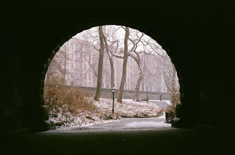 New York, New York, USA   Olympus OM-2n