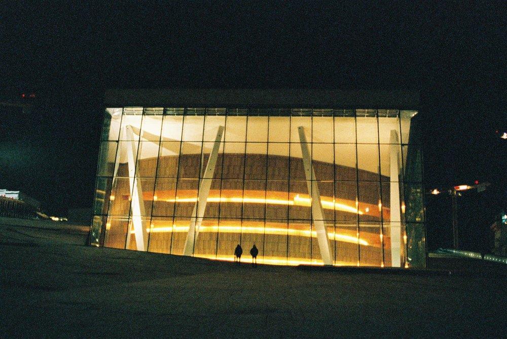 Oslo, Norway   Voigtländer Bessa R3A