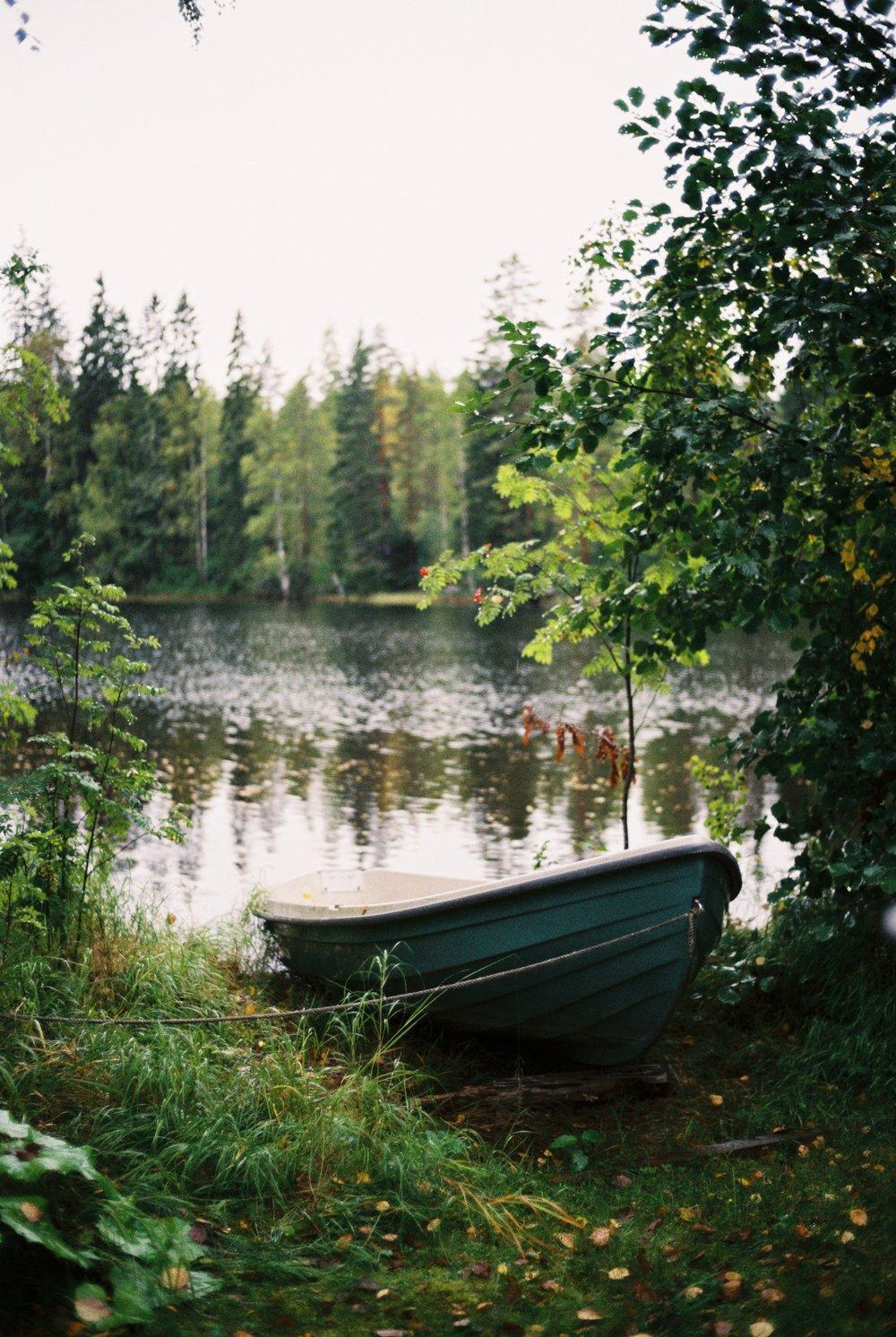 Orivesi, Finland   Voigtländer Bessa R3A