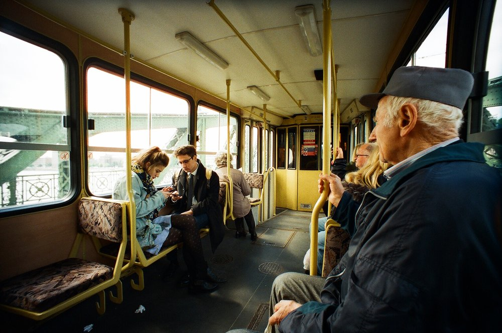 Budapest, Hungary   Lomo LC-Wide