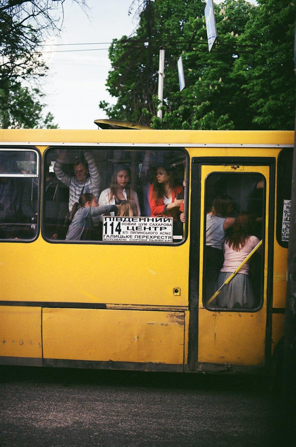 Lviv, Ukraine   Nikon EM