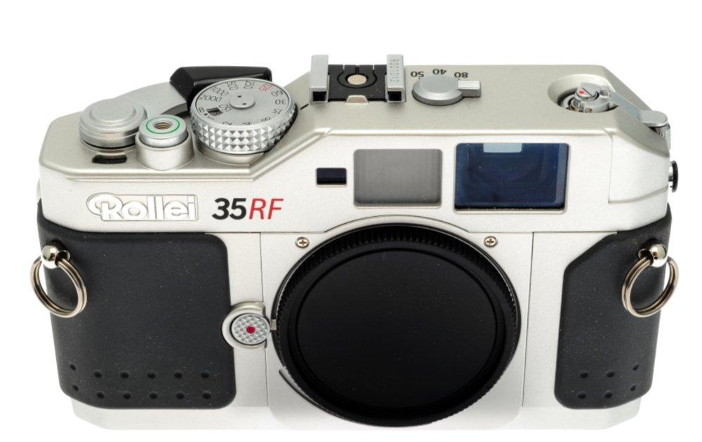 Rollei 35RF - Image by Kamerastore.com