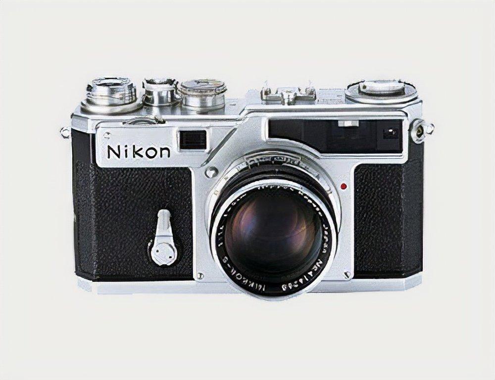 Nikon SP Rangefinder Cameraville.jpg