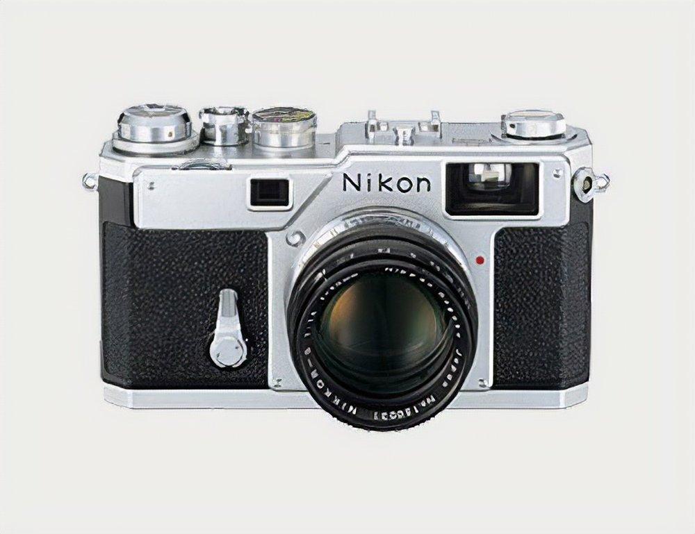 Nikon 3 2000 Edition Rangefinder Cameraville.jpg
