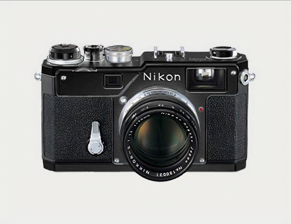 Nikon 3 2000 Edition Black Rangefinder Cameraville.jpg