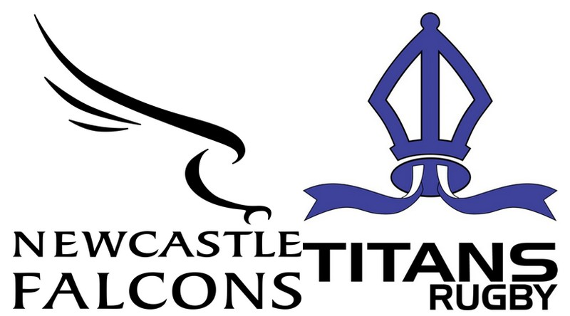 Newcastle v Titans Logo.jpg