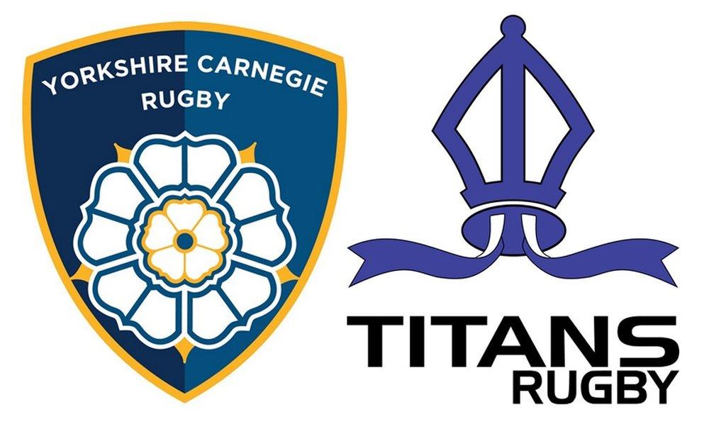 Yorkshire Carnegie v Titans logo.jpg