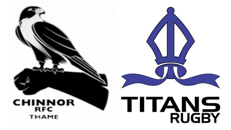 Chinnor v Titans logos.jpg