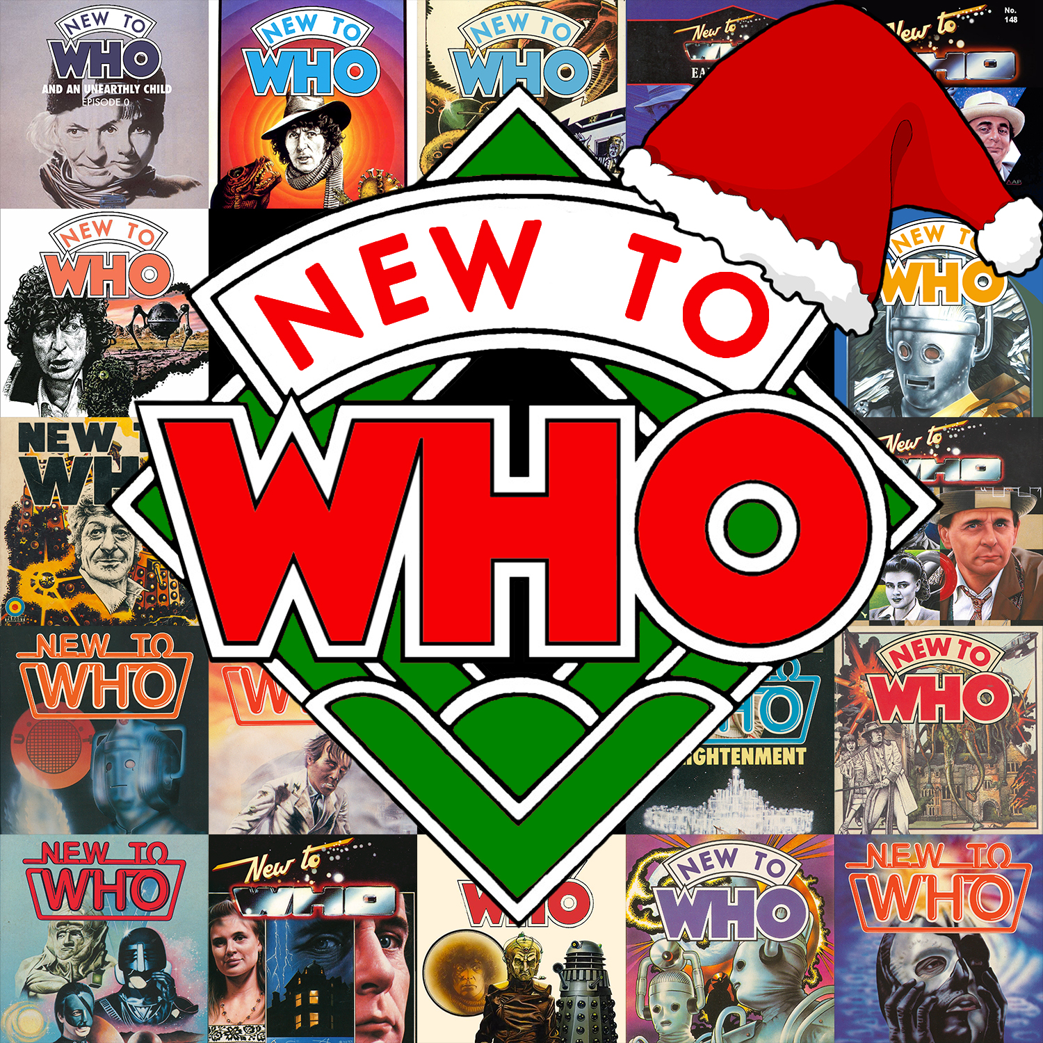 Episode 19 - A New To Who Surprise Christmas Special For Our