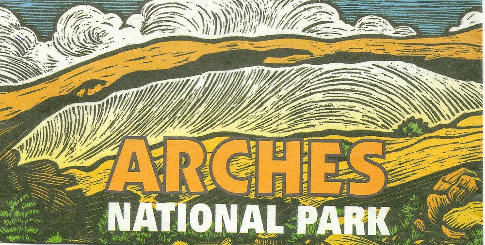 Avi Loren Fox Arches National Park Utah 2005-2.jpg