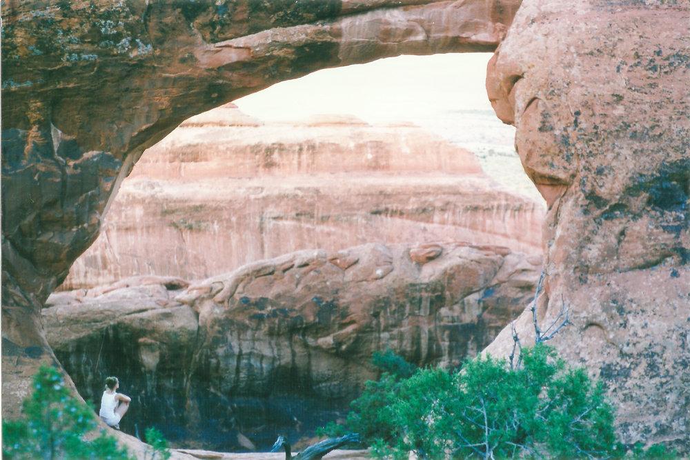 Avi Loren Fox Arches National Park Utah 2005-5.jpg
